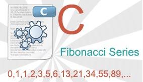 C Program for Fibonacci Series