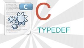 c typedef