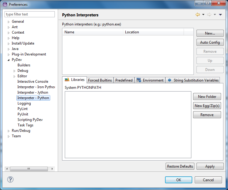 Setting Up Python Development Environment