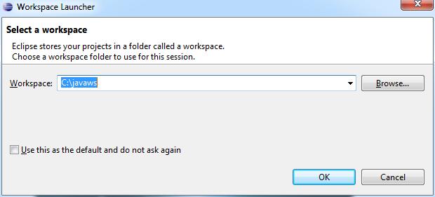 Eclipse Workspace