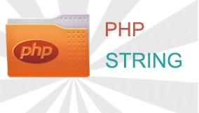 PHP String