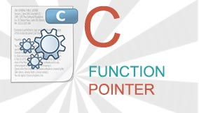 C function pointer